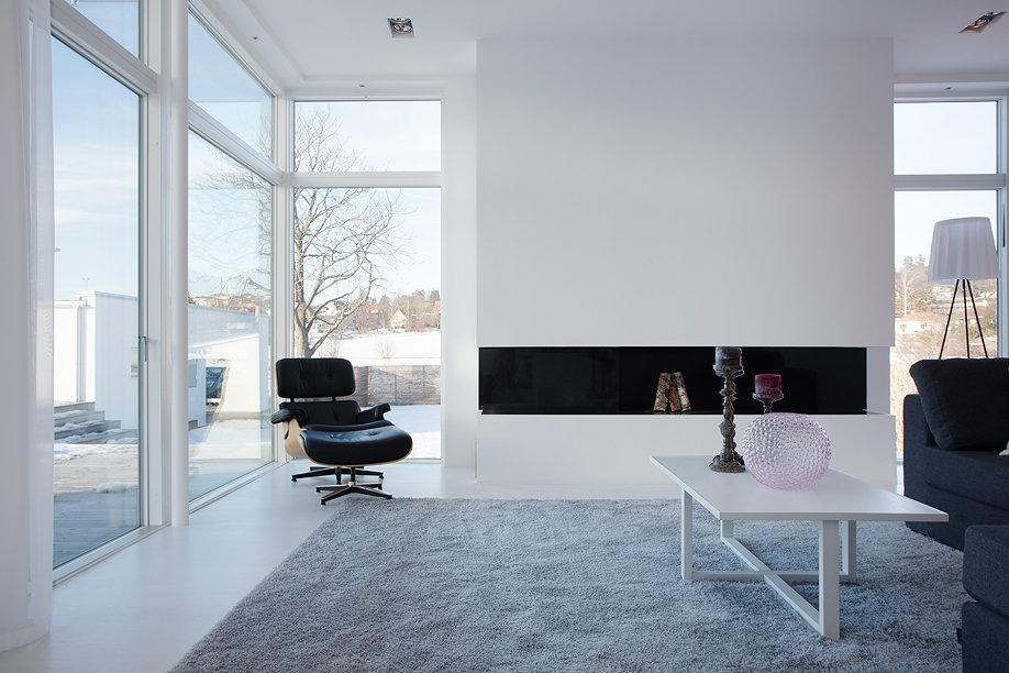 Modern Swedish Villa By Thomas Eriksson