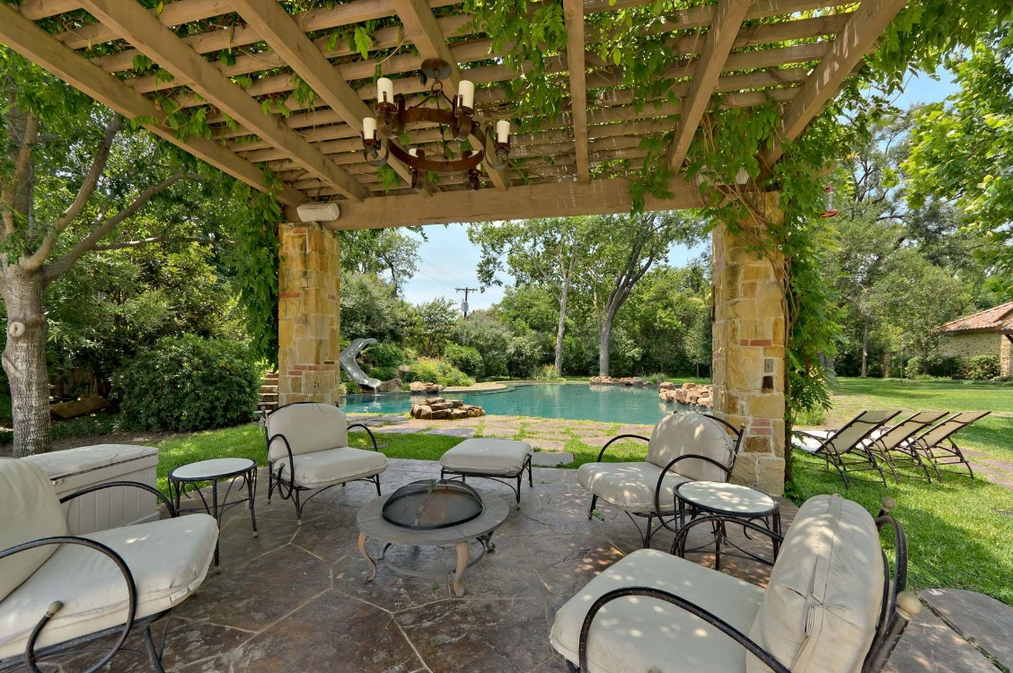 Outdoor Living Spaces by Harold Leidner on My Garden Outdoor Living id=76233