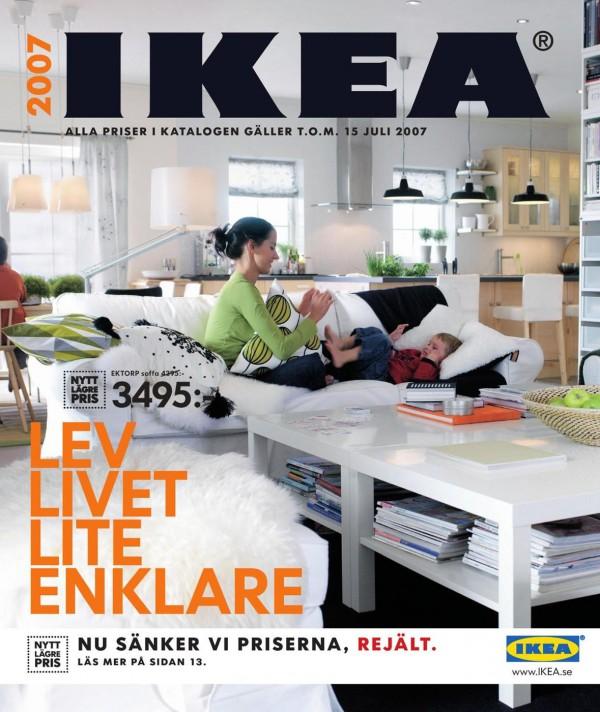 Ikea Catalog 2001