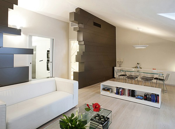 Sleek Italian Apartment In Lucca