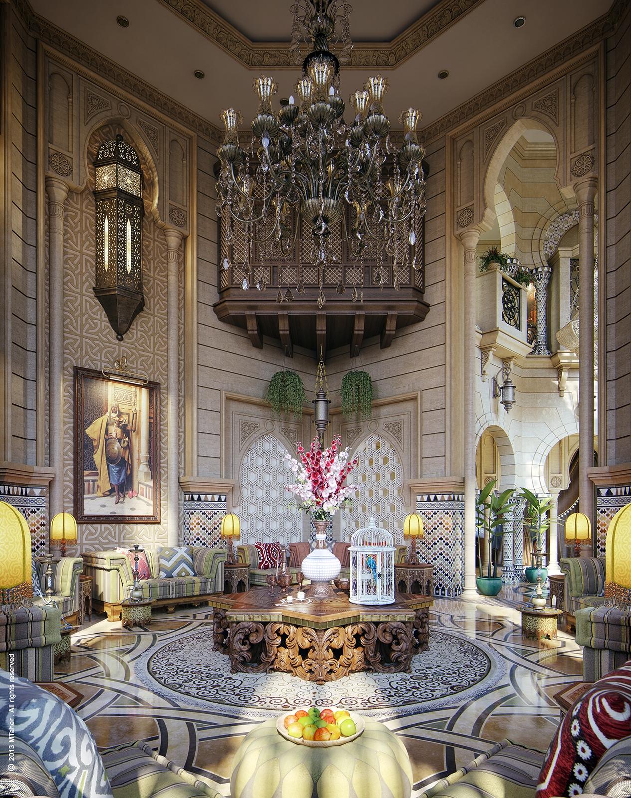 Elegant Flower Arrangement Interior Design Ideas