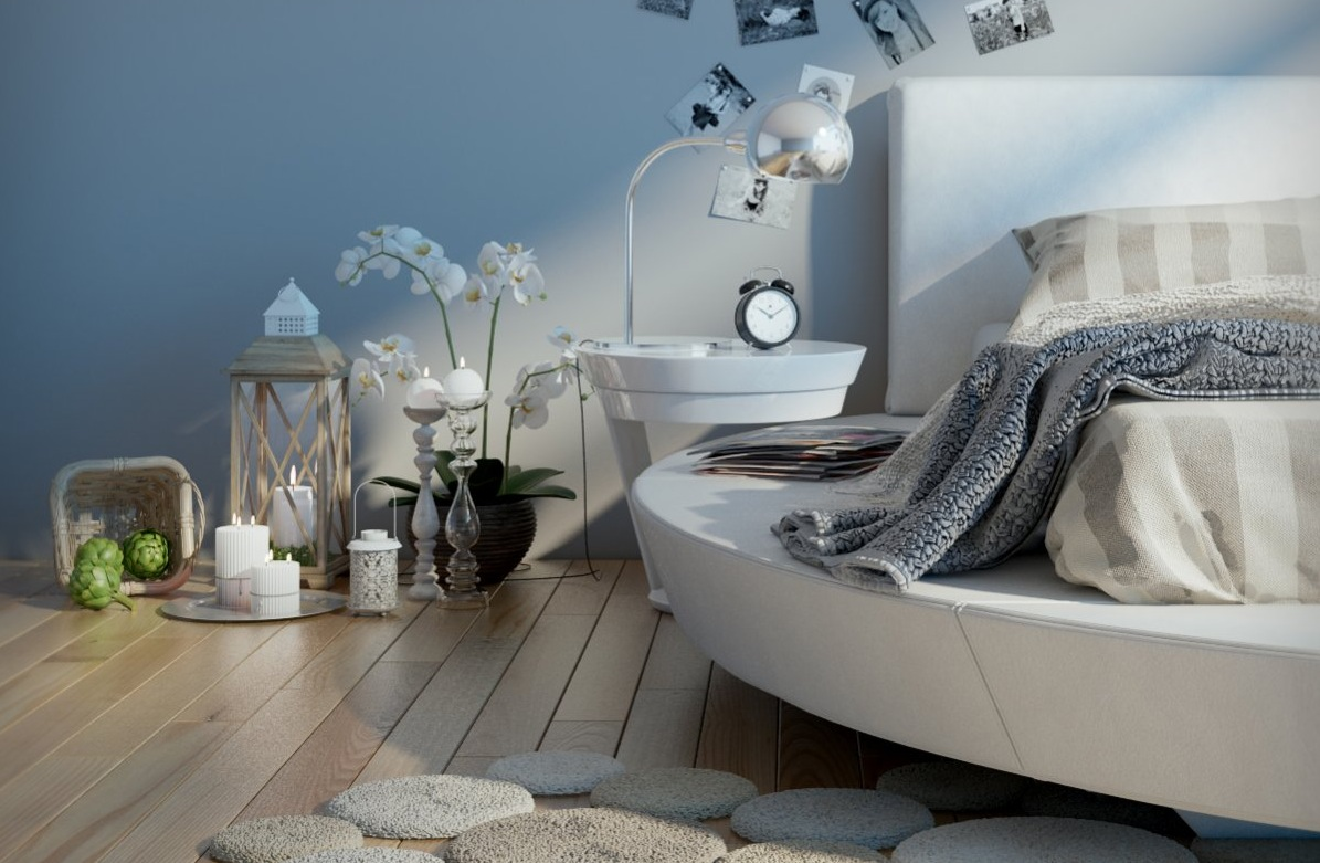 5 Modern Bedrooms on Bedroom Decor  id=91268