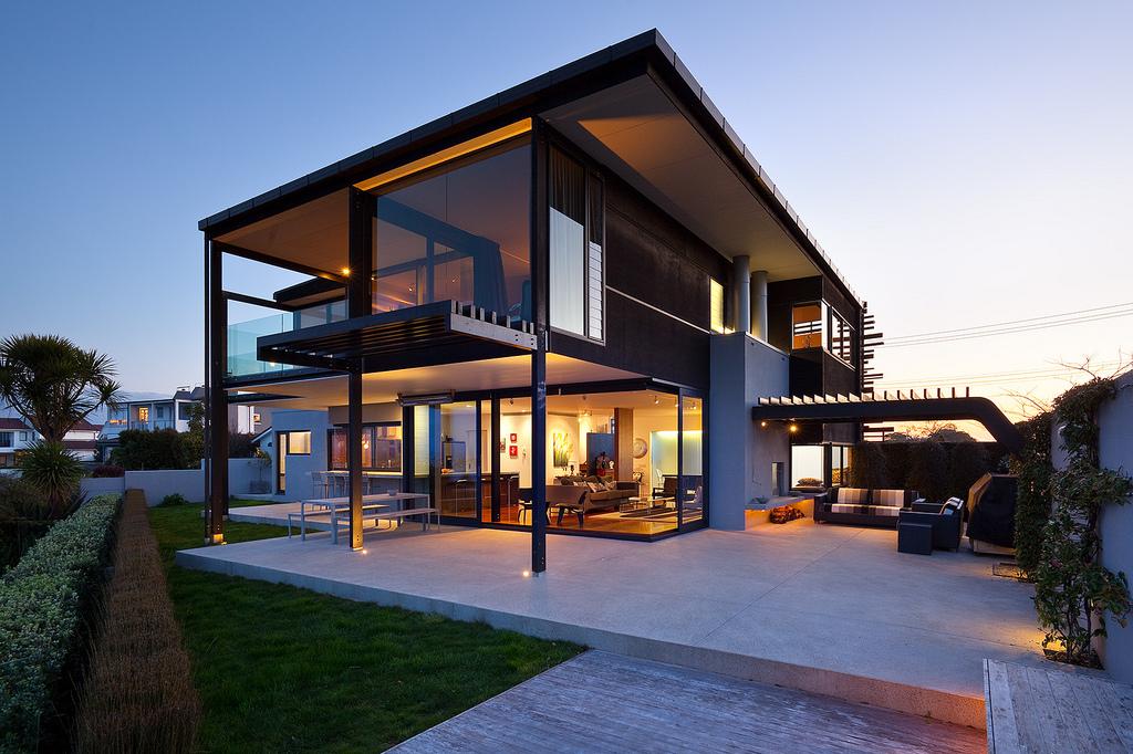 A Visual Feast of Sleek Home Design on Modern House Ideas  id=36923
