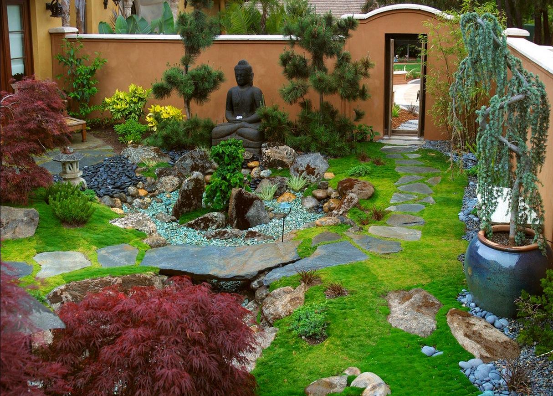 Asian Garden Decorating Ideas | Garden Decoration Ideas. Close. Offline. Japanese  Garden Decor ...