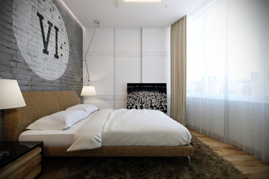 Brilliant Bedroom Designs on Bedroom Ideas For Men Small Room  id=45923