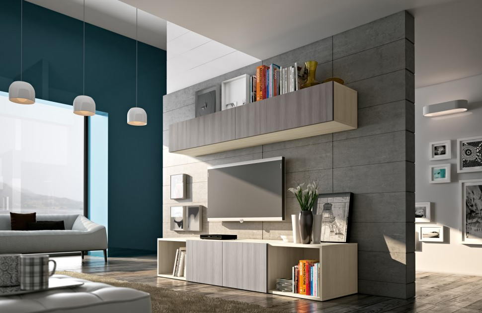 Modern Living Room Wall Units With Storage Inspiration on Living Room Wall Units id=94142