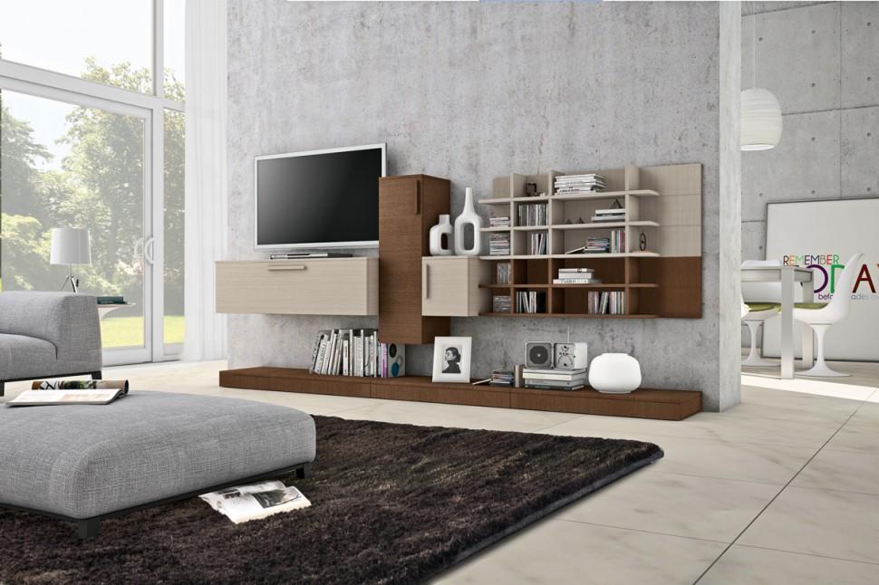 Soprammobili moderni in vendita in arredamento e casalinghi: Living Room Bookshelves Tv Cabinets 3 Interior Design Ideas