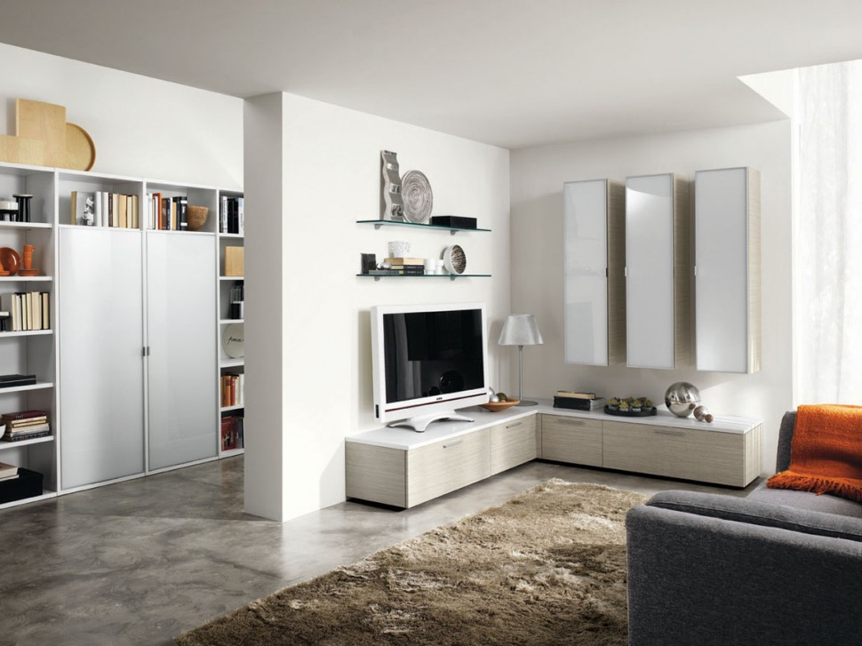 Modern Living Room Wall Units With Storage Inspiration on Living Room Wall Units id=62132