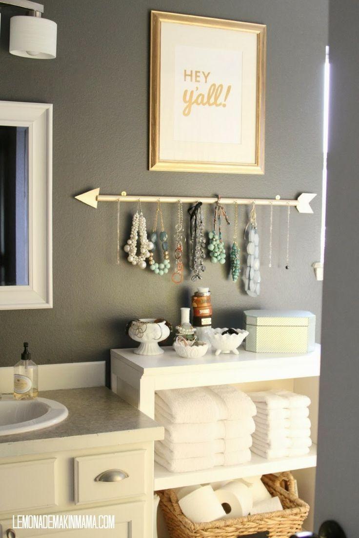 Bathroom Vanity Ideas on Small Bathroom Ideas Pinterest id=66752