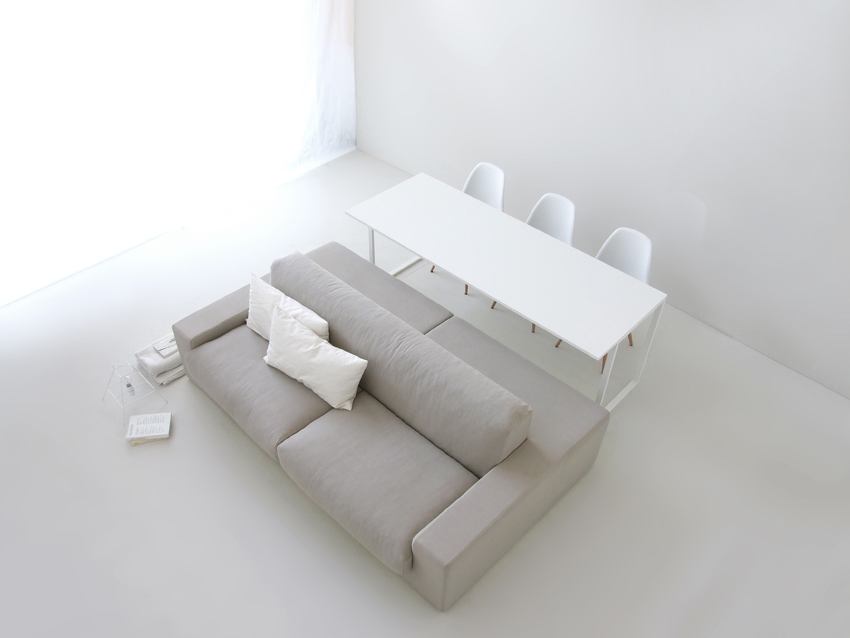Double Pull Out Couch