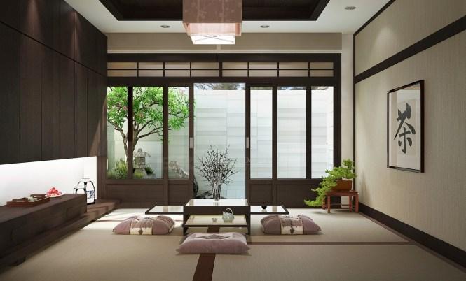 Inspiring 9 Zen Living Room Decorating Ideas