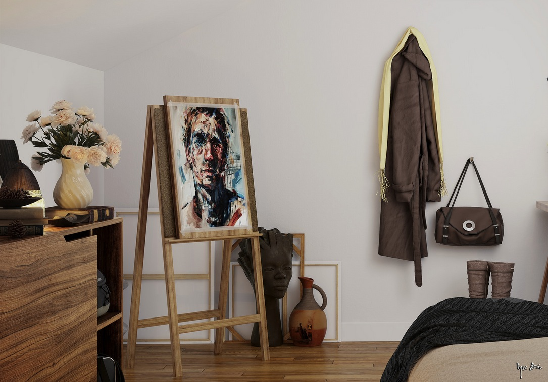 Artists easel | Interior Design Ideas. on Easel Decorating Ideas  id=82726