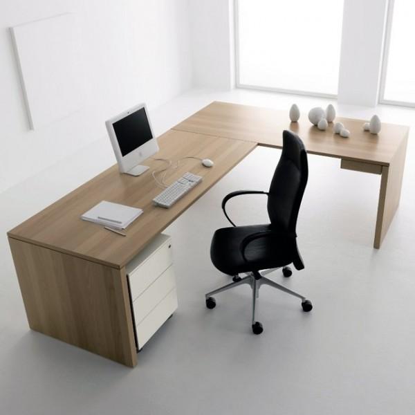 5 L shaped desk