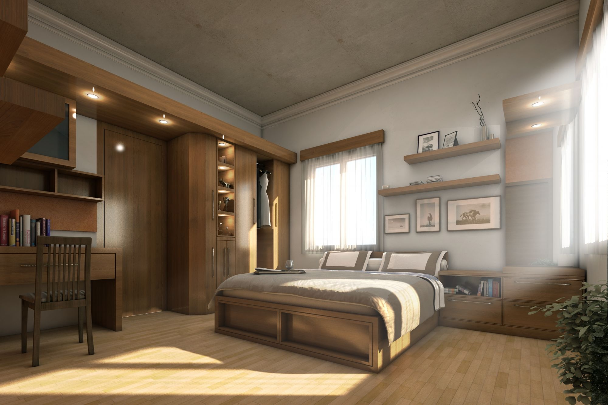 25 Newest Bedrooms That We Are In Love With on Teenage:m5Lo5Qnshca= Room Ideas  id=51541
