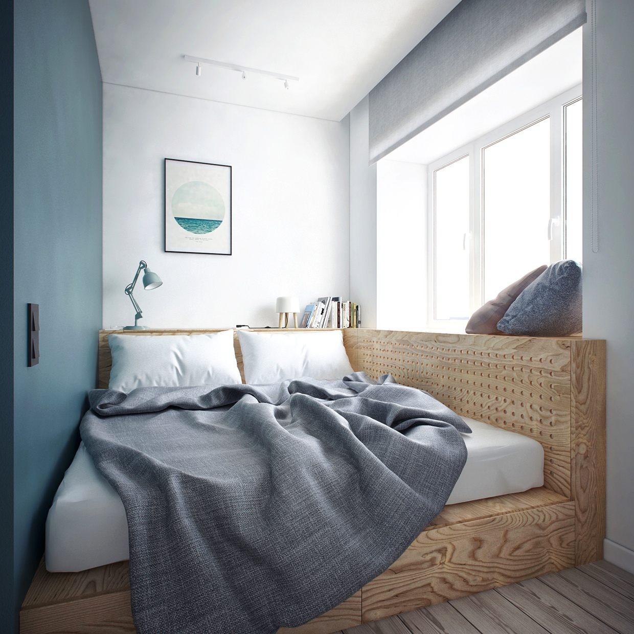 Four Apartments from St. Petersburg's Int2 Architecture on Small Room Bedroom Ideas  id=30988