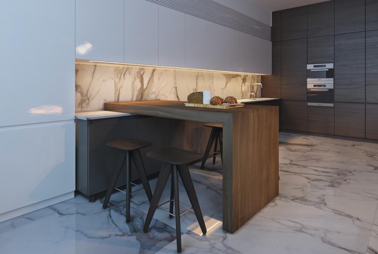 breakfast-bar | interior design ideas.