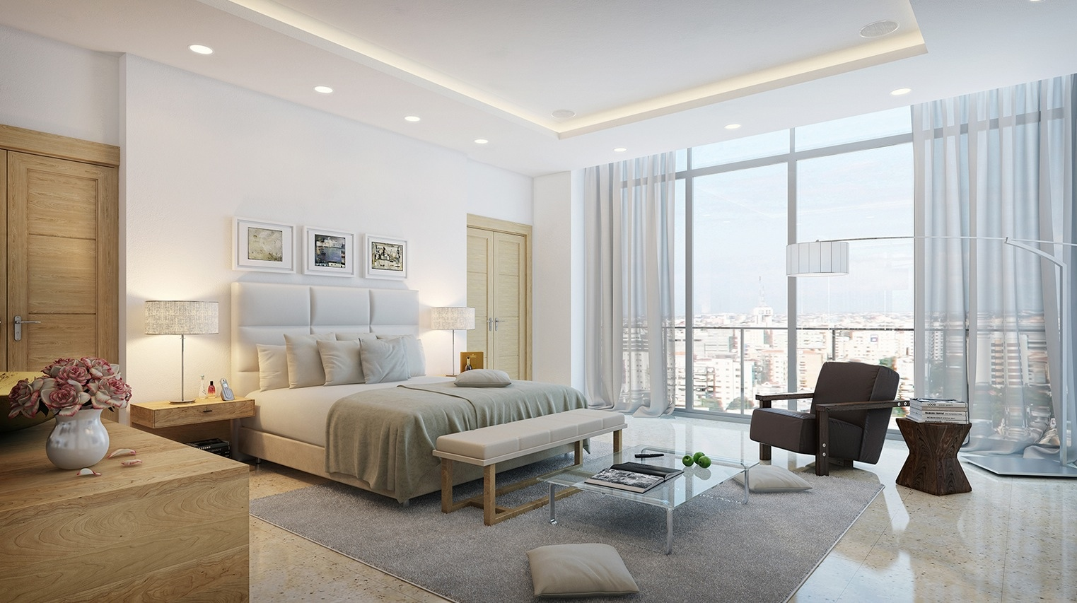Modern Bedroom Design Ideas for Rooms of Any Size on Simple Best Bedroom Design  id=48045