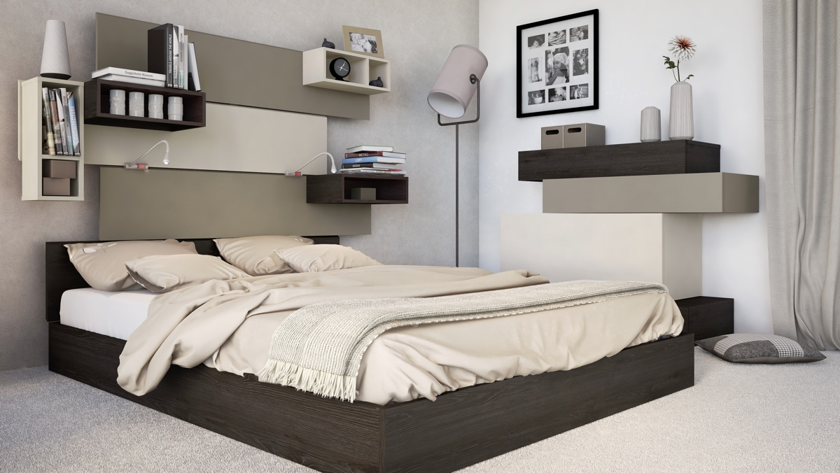 Modern Bedroom Design Ideas for Rooms of Any Size on Room Ideas Simple  id=36370