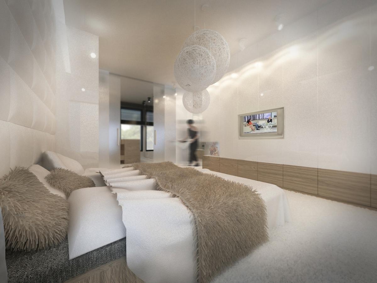 3 Gorgeous Apartment Interiors In Rich, Warm, Tones