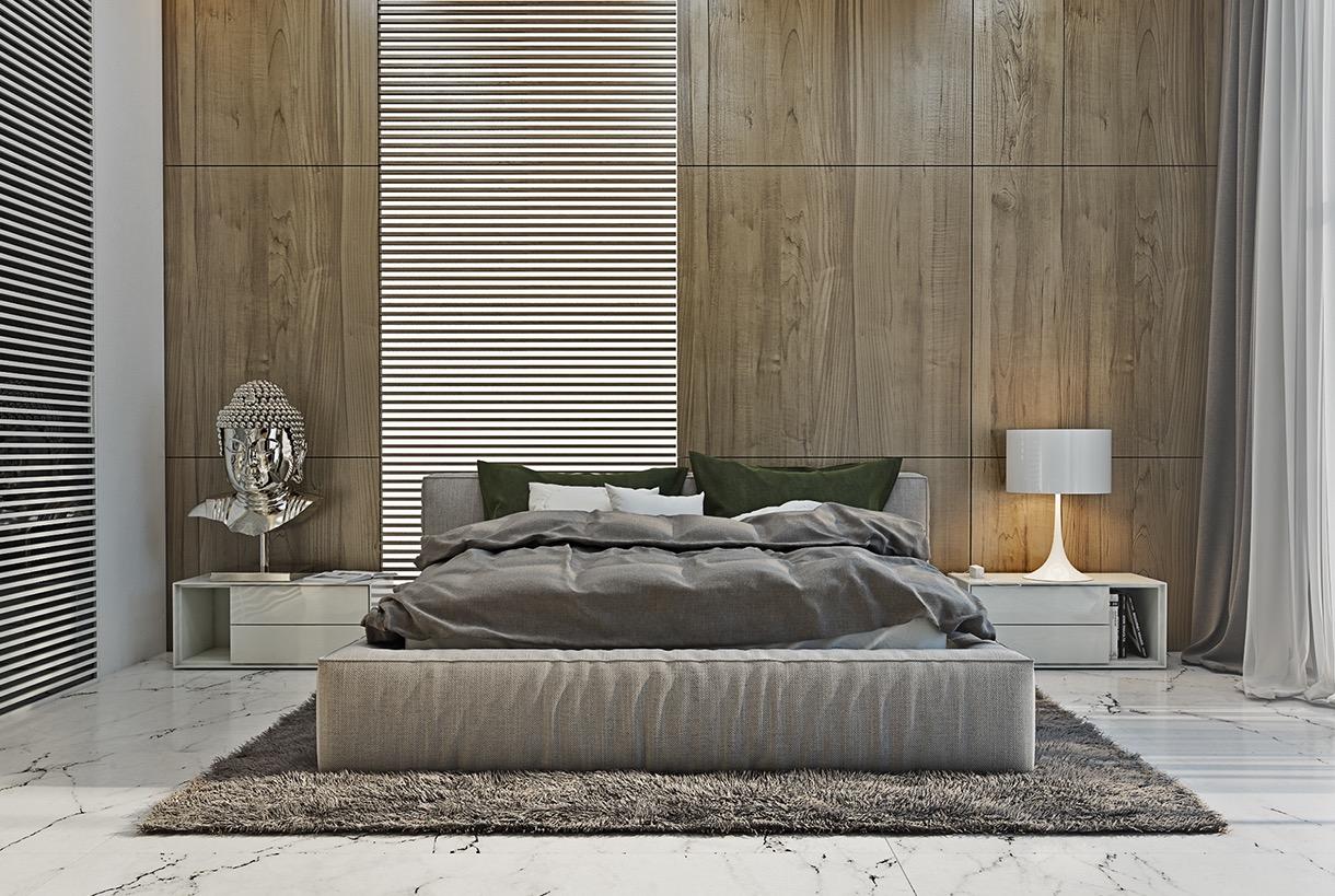modern minimalist asian style bedroom   Interior Design Ideas. on Minimalist Modern Simple Bedroom Design  id=41286