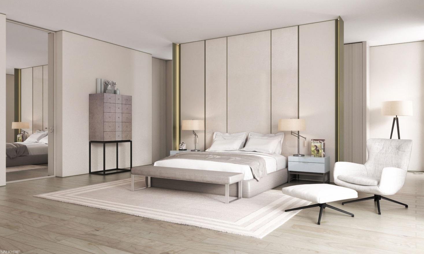 21 Cool Bedrooms for Clean and Simple Design Inspiration on Room Ideas Simple  id=82956