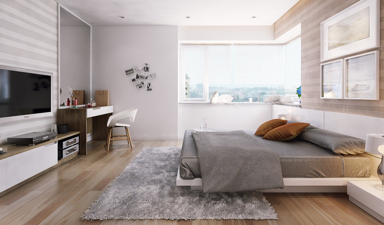 Stunningly Beautiful Amp Modern Apartments By Koj Design