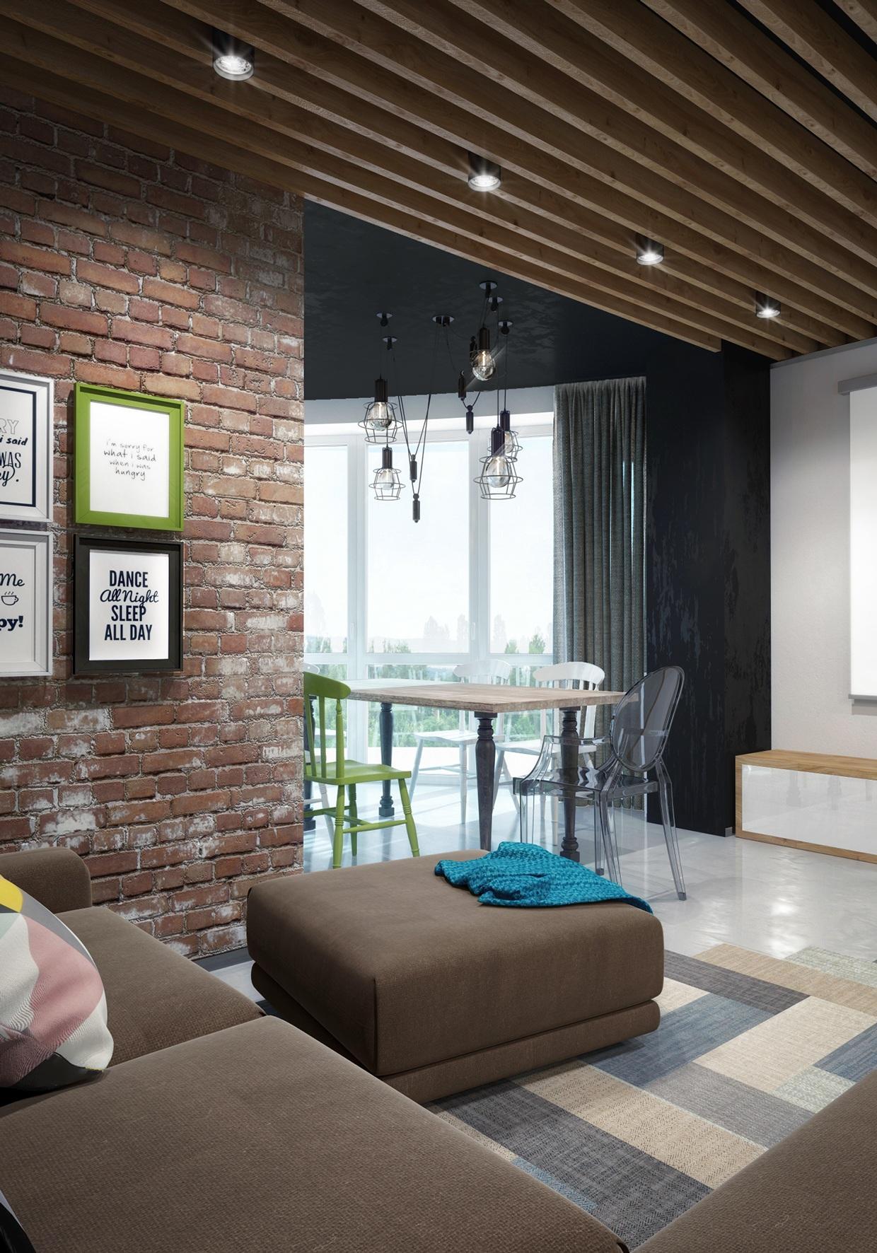 Credit to httpwwwhome designingcom201411three creative lofts fit for stylish artists Extraordinary