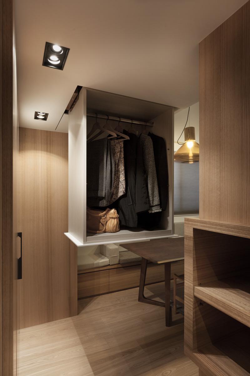 Hidden Closet Design Interior Design Ideas