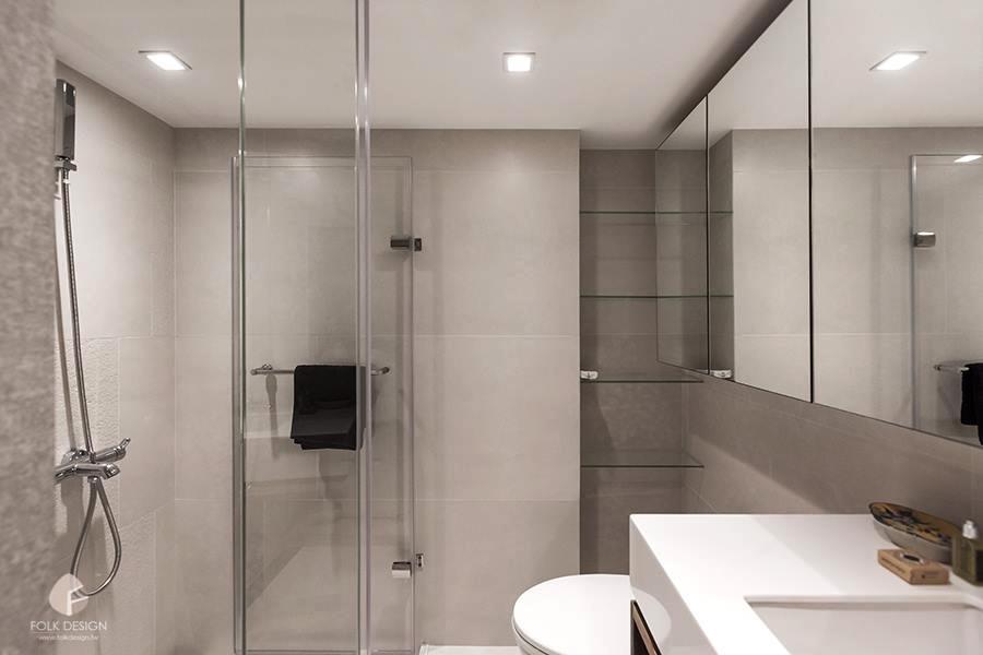 Simple Bathroom Decor Interior Design Ideas