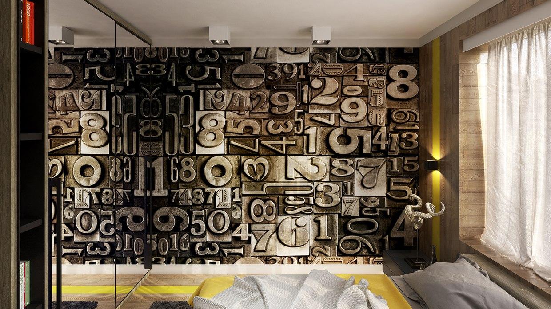 creative-wall-graphicInterior Design Ideas.
