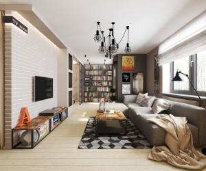 Luxurious Duplex Apartment In Jerum Ultimate Studio Design Inspiration 12 Gorgeous Apartments