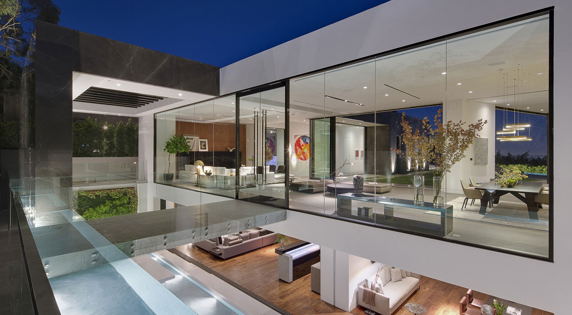   two-story-glass-houseInterior Design Ideas. on Glass House Design Ideas  id=59467