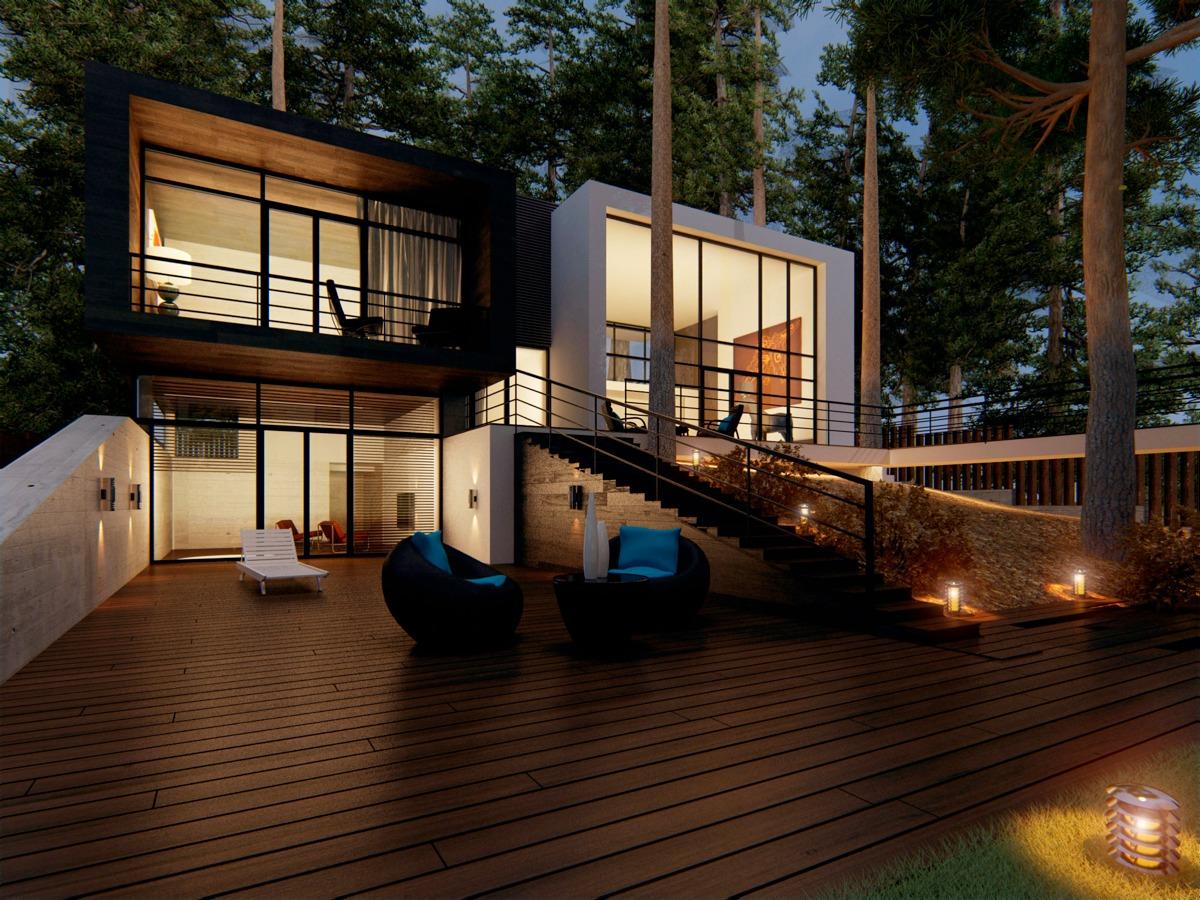 wood-patio-design-ideas | interior design ideas.