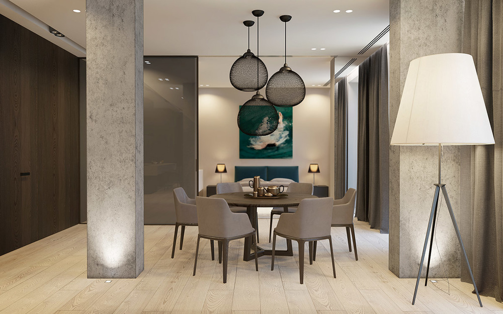Luxury Home Design: 3 Inspirational Projects on Basic Room Ideas  id=32456