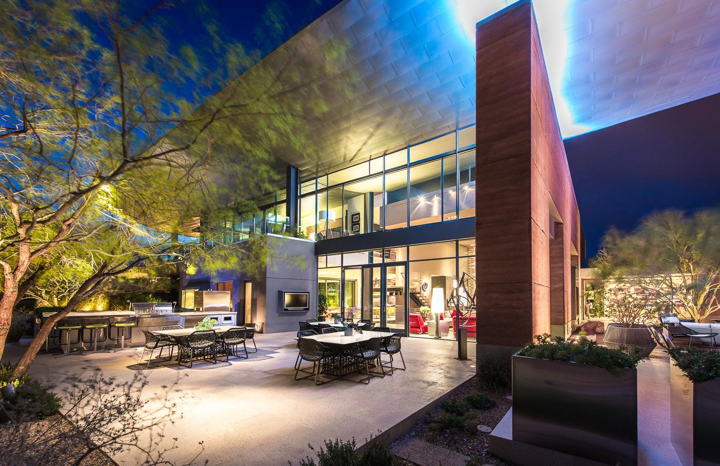 Outdoor Dining Area Interior Design Ideas