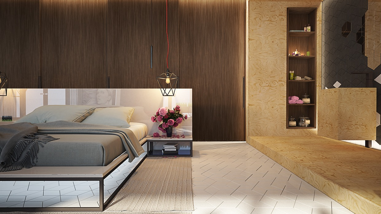 8 Creatively Designed Bedrooms in Detail on Room Decore  id=98930