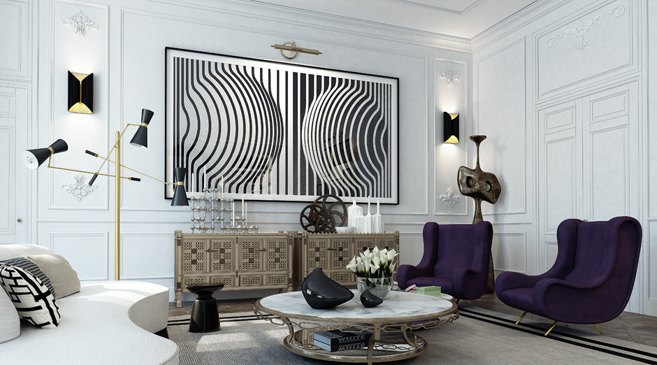 optical-illusion-artInterior Design Ideas.