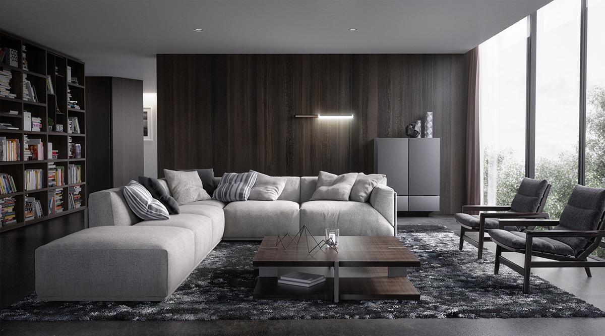 overstuffed sofa Centerfieldbarcom