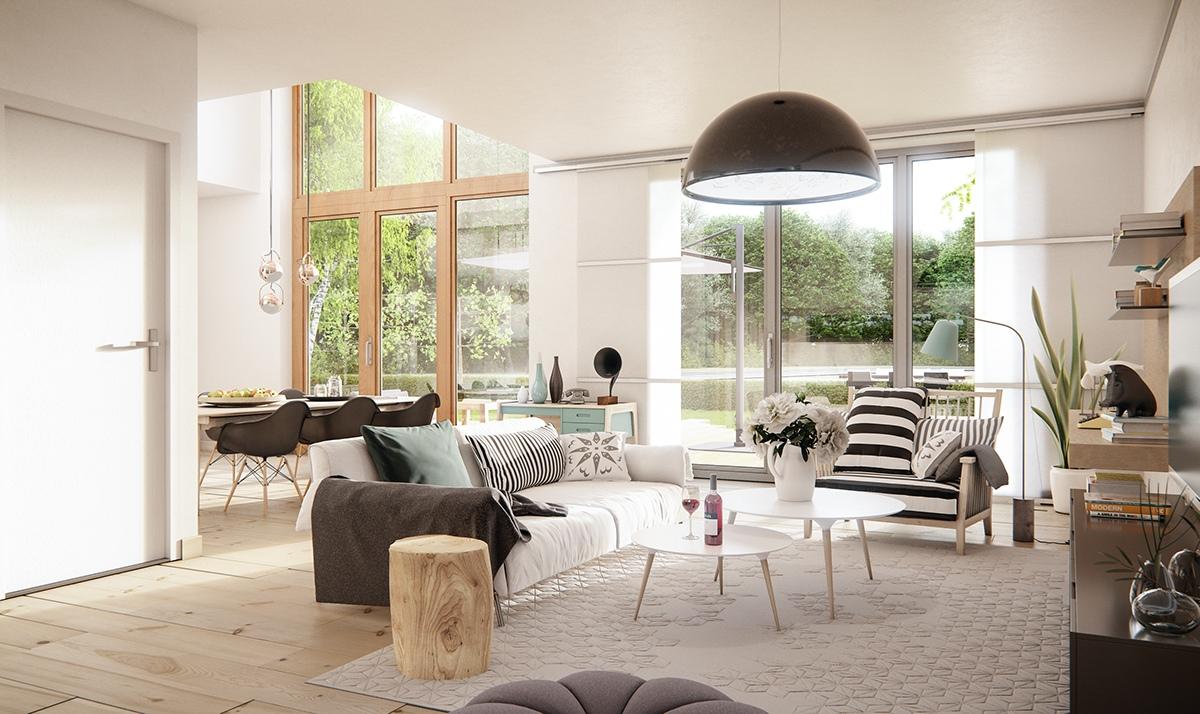 Natural Interior Design