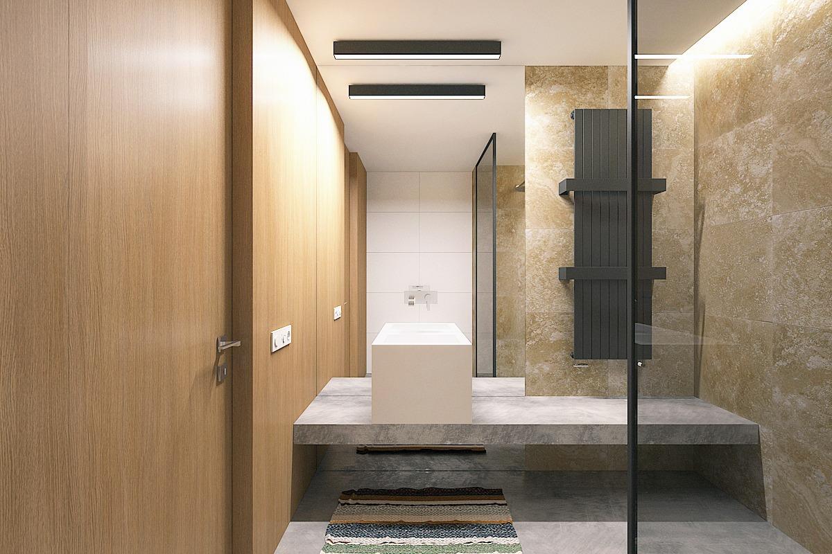 5 Small Studio Apartments With Beautiful Design on Bathroom Ideas Apartment  id=72061