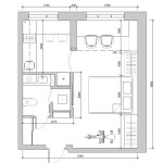 4 Super Tiny Apartments Under 30 Square Meters Includes Floor Plans