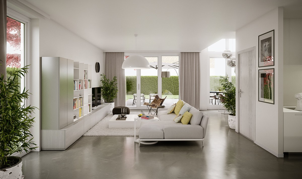 5 Living Rooms That Demonstrate Stylish Modern Design Trends on Trendy Room  id=46345