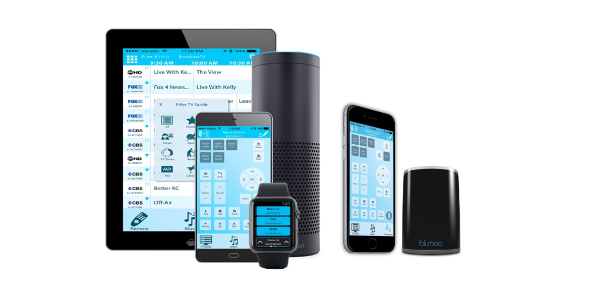 Product Of The Week: Blumoo Smart Control For Universal