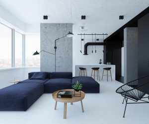 minimalist   Interior Design Ideas   Part 3 These four very different spaces celebrate modern minimalism