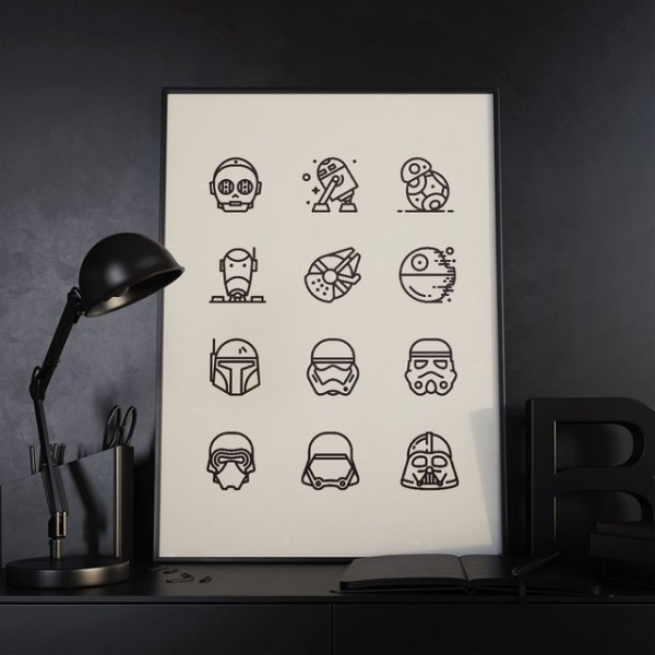 The Ultimate Star Wars Home Decor Mega List