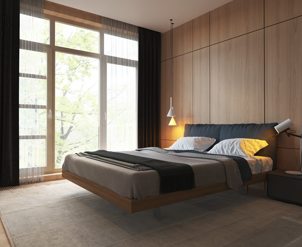 Bedroom Inspiration Roundup: Cool Unconventional Themes