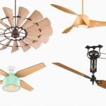 50 Unique Ceiling Fans To Really Underscore Any Style You Choose For Your Room