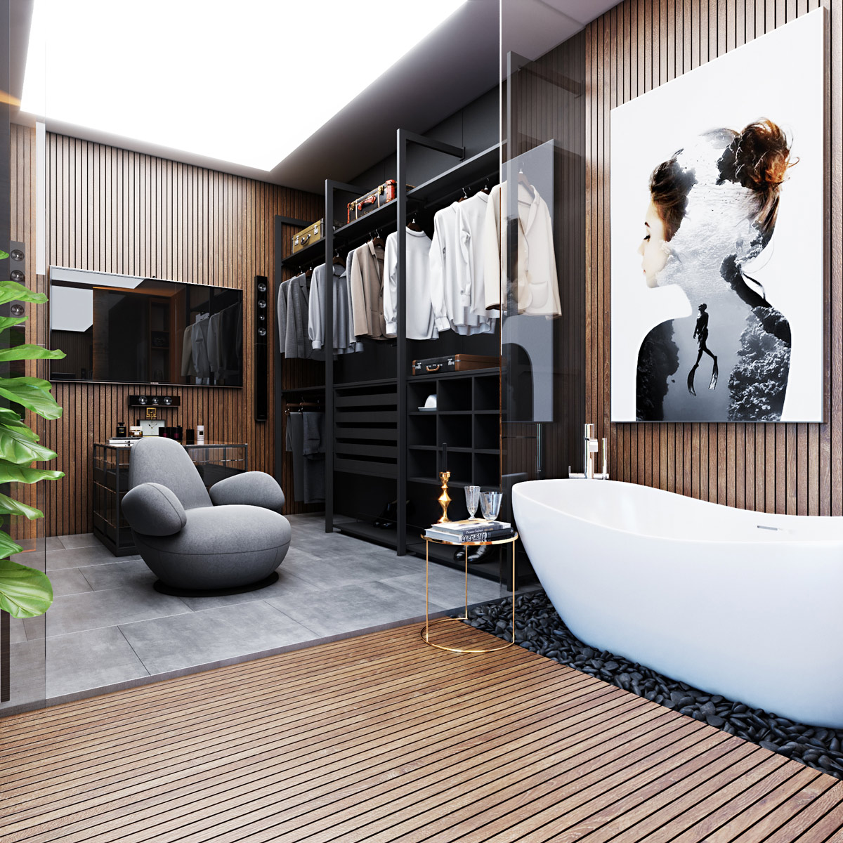 creative bathroom ideas on a budget