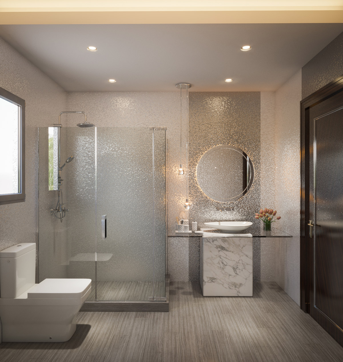 Unique Bathroom Designs