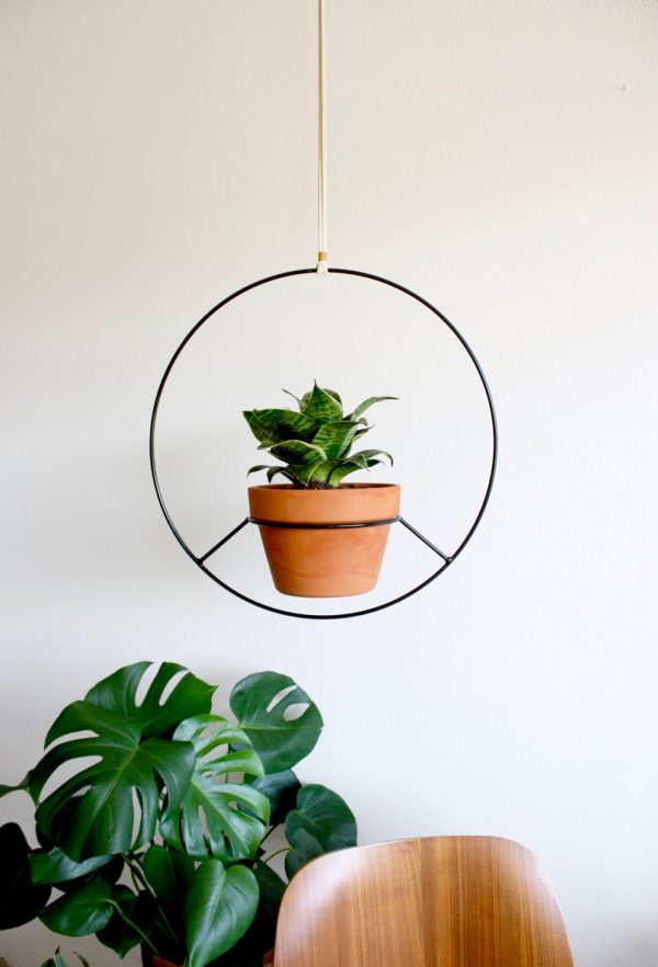 42 Unique, Decorative Plant Stands For Indoor & Outdoor Use on Plant Stand Hanging  id=82306